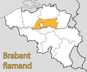 Prix de l'assurance auto dans le Brabant Flamand