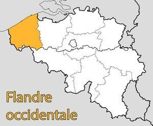 Prix de l'assurance auto en Flandre Occidentale