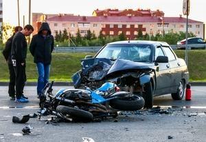 Accident avec un tiers étranger