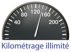 Prix de l'assurance auto avec kilométrage illimité