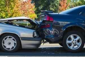 Attente ou réparation du véhicule accidenté après passage de l'expert
