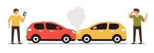 Accident en droit, responsabilité non engagée suite à un accident de la circulation