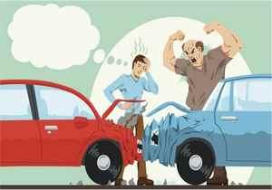 Accident à cause d'un vice caché sur la voiture, ou d'un défaut