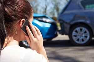 Accident auto et autre sinistre auto impliquant un véhicule