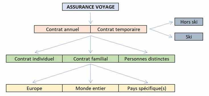 souscription assistance voyage