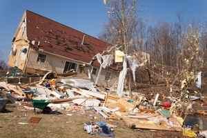 Garantie dégâts de tempête dans l'assurance habitation