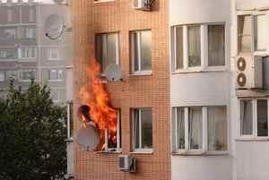 incendie habitation