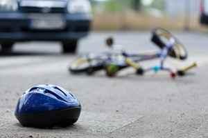 Accident et sinistre en tant que cycliste